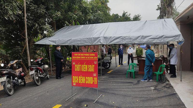 Hình ảnh: Bộ Y tế: Việt Nam ghi nhận 05 ca nhiễm mới, trong đó có 01 ca nhập cảnh được cách ly ngay. số 2