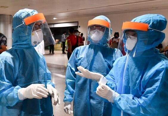 Hình ảnh: Tối 13/10 tại TP.HCM ghi nhận 1.162 ca nhiễm mới COVID – 19 số 1