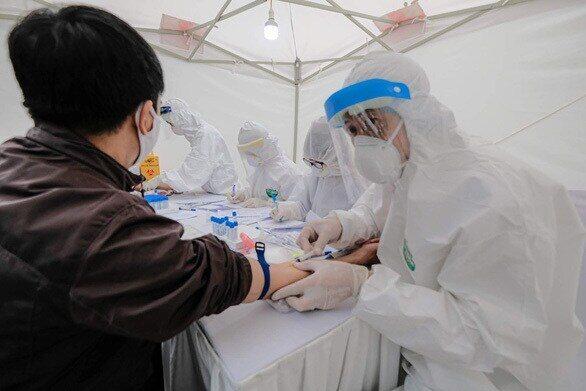 Hình ảnh: Tối 28/9 tại TP.HCM ghi nhận 377 ca nhiễm mới COVID - 19 số 2