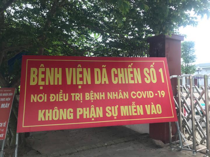 Hình ảnh: Sáng 29/5 Việt Nam ghi nhận 87 ca mắc COVID-19 trong nước, Bắc Ninh và Bắc Giang chiếm 84 ca số 1