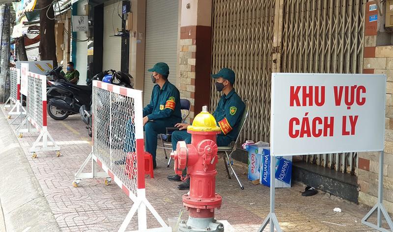 Hình ảnh: Sáng 28/6, Việt Nam ghi nhận 97 ca mắc COVID-19 trong nước, riêng TP Hồ Chí Minh có tới 62 ca số 1