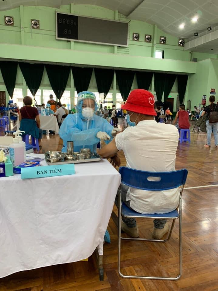 Hình ảnh: Tối 26/6, Việt Nam có thêm 123 ca mắc COVID-19, trong đó TP Hồ Chí Minh có tới 58 ca số 4