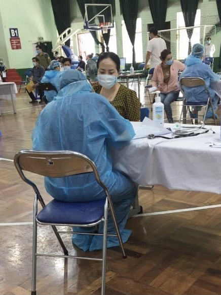 Hình ảnh: Sáng 27/6, Việt Nam ghi nhận 50 ca mắc COVID-19 trong nước, riêng TP Hồ Chí Minh 40 ca số 2