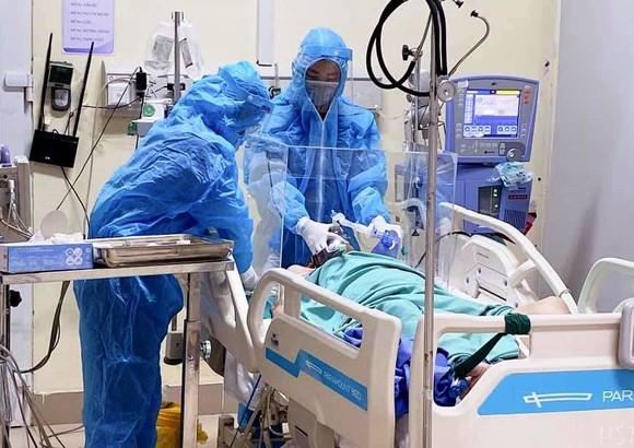 Hình ảnh: Tối 13/10 tại TP.HCM ghi nhận 1.162 ca nhiễm mới COVID – 19 số 2