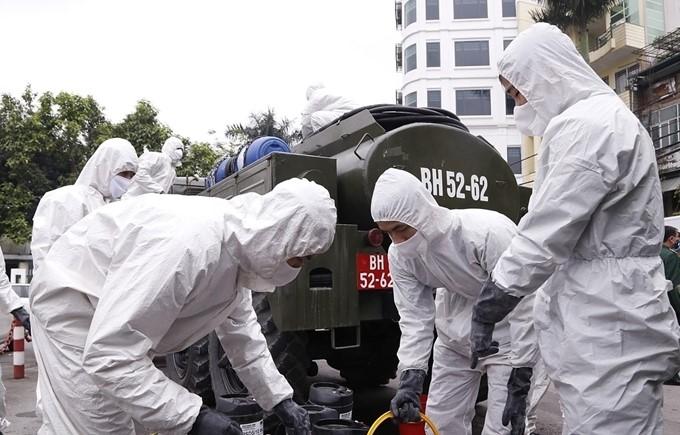Hình ảnh: Việt Nam ghi nhận thêm 28 ca mắc mới COVID-19 số 2