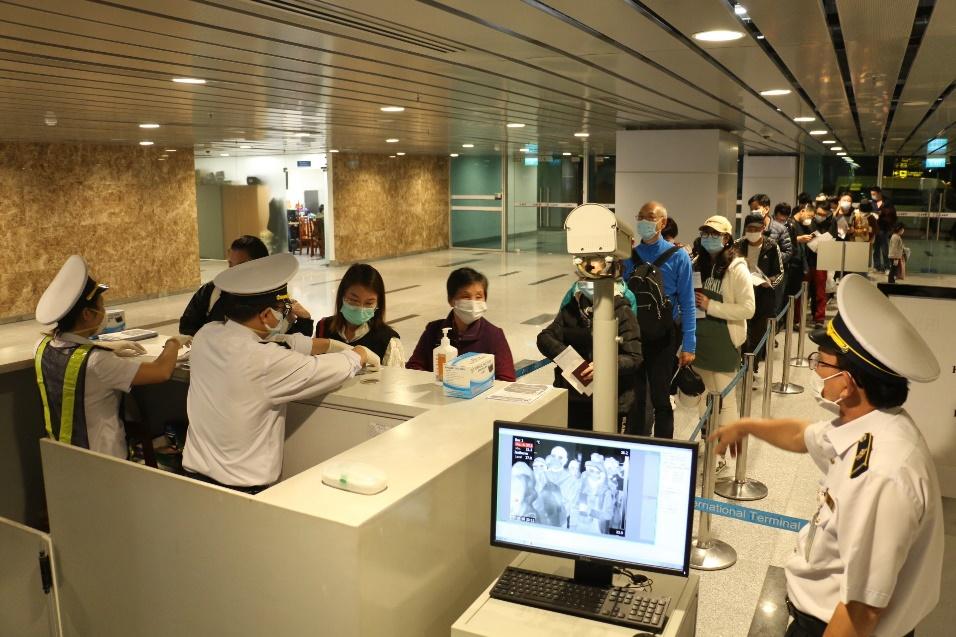 Hình ảnh: Bộ Y tế: thông báo khẩn tìm hành khách trên chuyến bay VJ3613 số 1