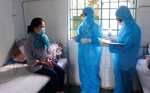 Hình ảnh: Việt Nam ghi nhận tối 29/3 có 3 ca dương tính SARS-CoV-2, riêng các quốc gia Đông Nam Á(ASEAN) ghi nhận 103 ca tử vong và 15.059 ca nhiễm mới COVID-19. số 2