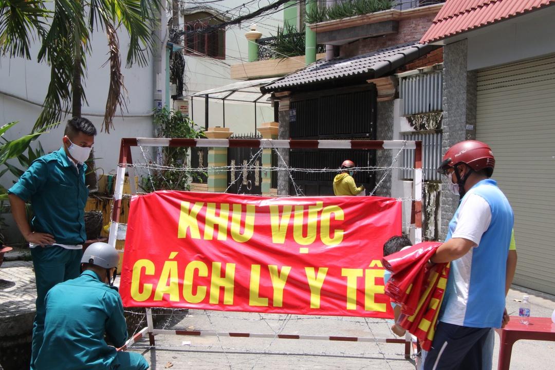 Hình ảnh: Tối 28/6, Việt Nam thêm 145 ca mắc mới COVID-19 nâng tổng số ca mắc trong ngày là 391 ca, riêng TP Hồ Chí Minh 218 ca số 2