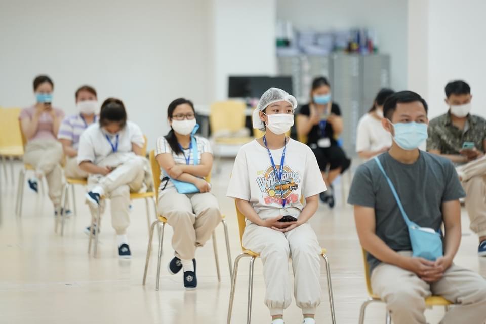 Hình ảnh: Sáng 29/6 Việt Nam ghi nhận 95 ca mắc mới COVID - 19, trong đó TP.HCM có tới 58 ca số 3