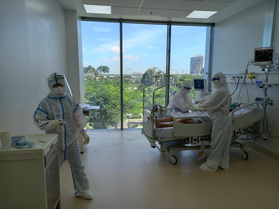 Hình ảnh: Tối 30/8 Việt Nam ghi nhận 14.224 ca nhiễm mới COVID – 19 và 315 ca tử vong số 2