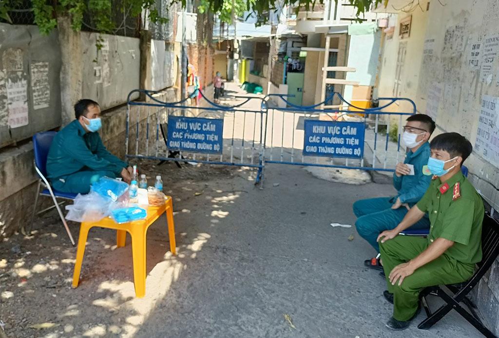 Hình ảnh: Tối 22/7, Việt Nam ghi nhận thêm 3.227 ca mắc mới COVID-19, trong đó TP.HCM có 1.785 ca số 1