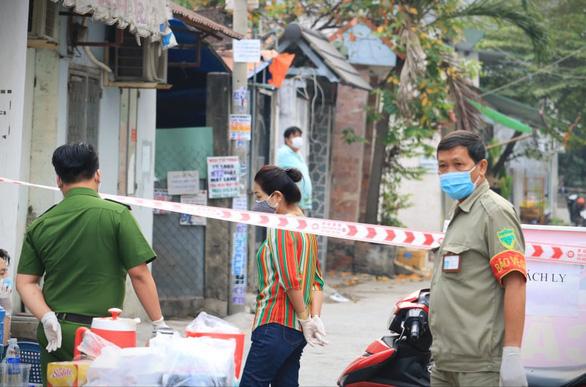 Hình ảnh: TP.HCM: Triển khai quản lý sức khỏe người nhiễm SARS-CoV-2 cách ly tại nhà số 1