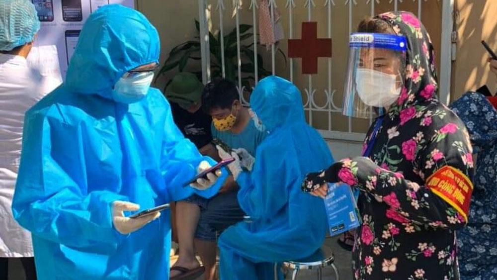 Hình ảnh: Tối 14/10 Việt Nam ghi nhận 3.092 ca nhiễm mới COVID - 19 số 1