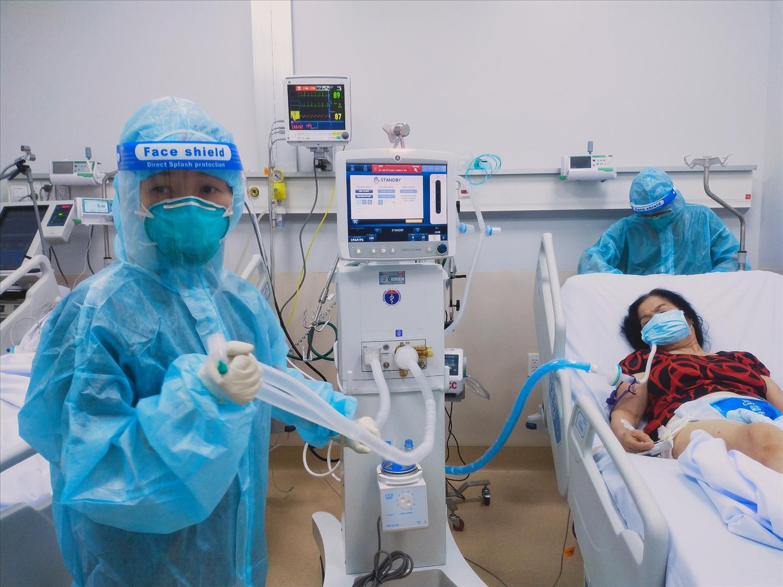 Hình ảnh: Tối 28/8 Việt Nam ghi nhận thêm 12.103 ca nhiễm mới Covid – 19 trong đó TP.HCM có tới 5.481 ca số 1