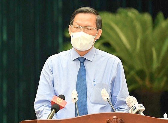 Hình ảnh: Thủ tướng phê chuẩn kết quả bầu Chủ tịch TP.HCM với ông Phan Văn Mãi số 1