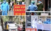 Sáng 12/5 Việt Nam ghi nhận thêm 34 ca nhiễm COVID-19