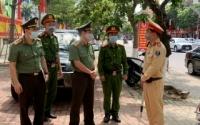 Cảnh sát giao thông toàn quốc sẽ xử phạt người không đeo khẩu trang