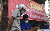 Trưa 17/6 Việt Nam ghi nhận thêm 220 ca mắc COVID – 19 trong đó TP.HCM 30 ca