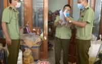 Nghiên Cứu Pháp Luật: Cục QLTT tỉnh Tuyên Quang vừa phát hiện 2 hộ kinh doanh hàng hoá giả mạo nhãn hiệu đang được bảo hộ tại Việt Nam